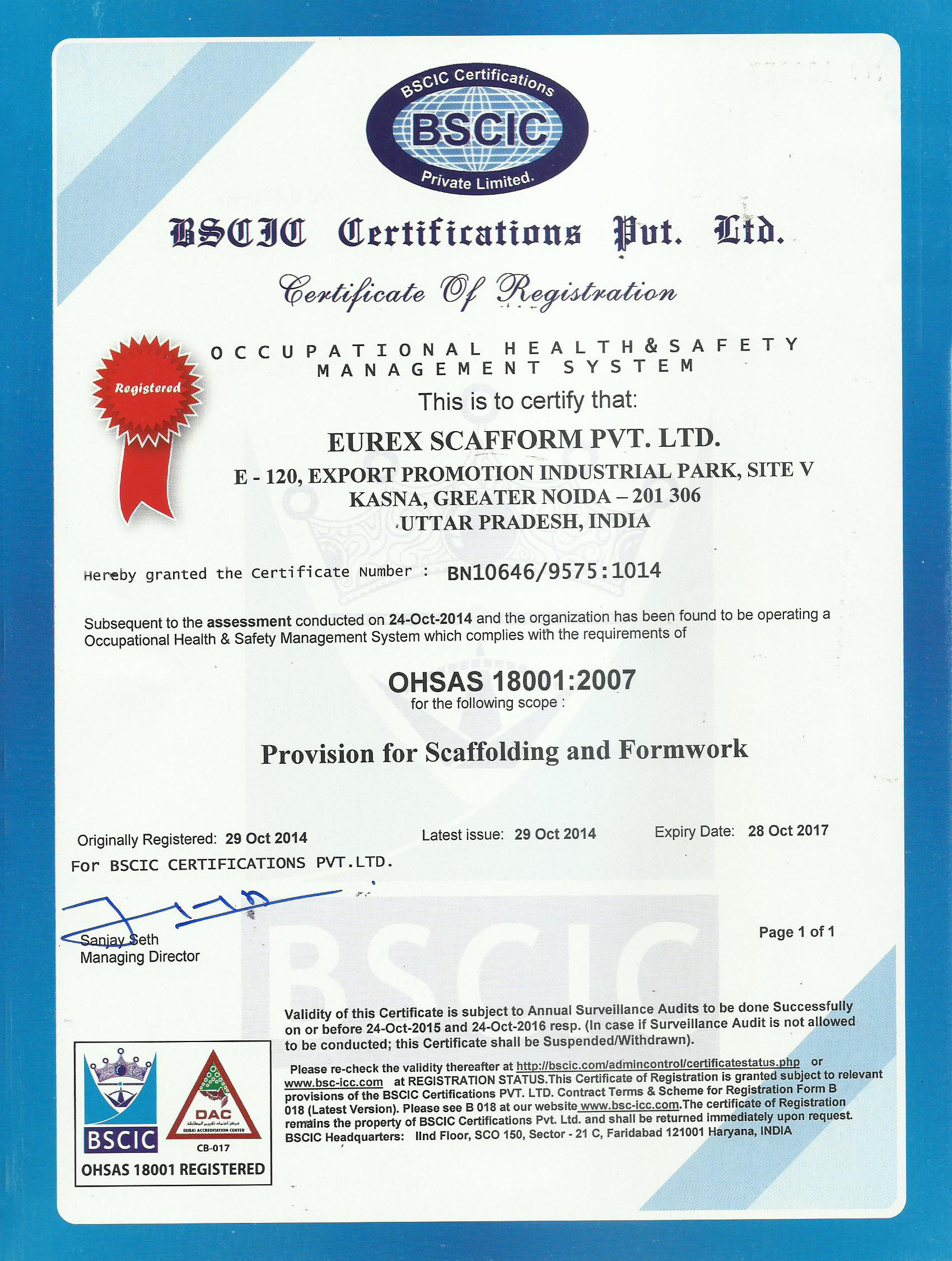 Eurex%20Osha%20certificate1 Online Job Form India on work home, searching for, philippines home-based, stay home, to apply, data entry, for college students,